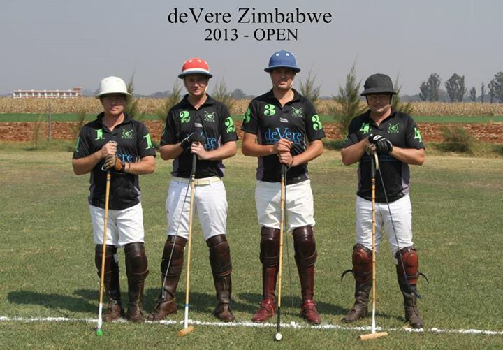 deVere 2013 Polo Team Sponsored by Shane Helberg